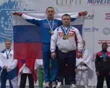 Мордовские пауэрлифтеры достойно выступили на мировом уровне