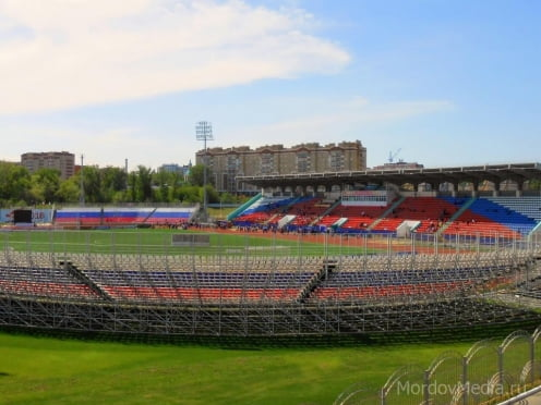 Саранский «Старт» продолжит принимать матчи премьер-лиги