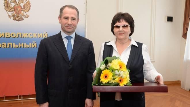 Педагог из Саранска получила высокую государственную награду