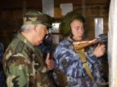 Бойцы из Мордовии, служащие в Чечне, дисциплинированы и хорошо подготовлены
