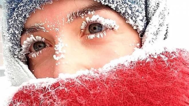 В праздничные выходные в Мордовии ударят крепкие морозы