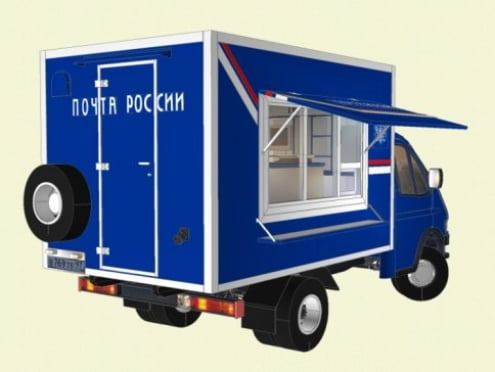 В Мордовии начала работу почта на колесах