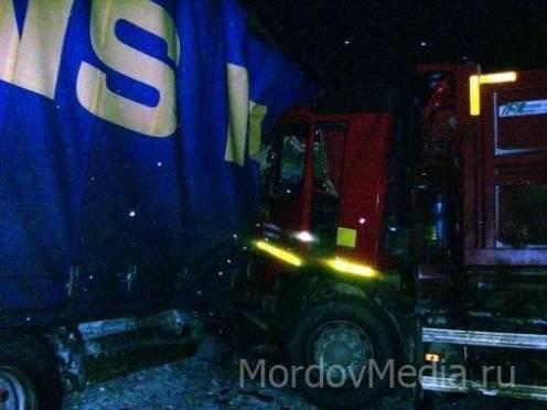В Мордовии пьяный водитель устроил крупное ДТП