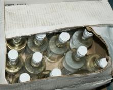 В Мордовии оперативники изъяли 700 литров нелегального алкоголя
