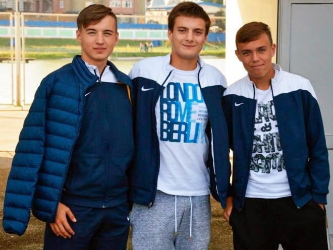 Воспитанники мордовской школы футбола попали в сборную Приволжья