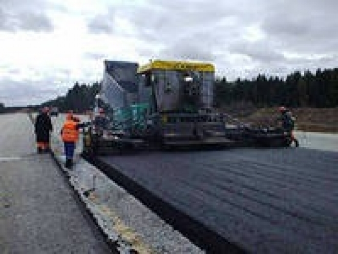 В Мордовии продолжается строительство объездной дороги на трассе «Урал»
