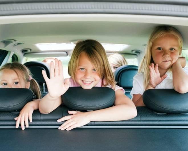 На дорогах Саранска будут следить за водителями-родителями