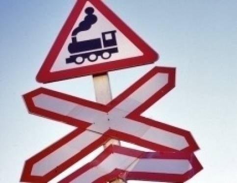 В Саранске водители не смогут проехать через два ж/д переезда