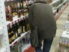 В Саранске «пограничник» украл из магазина вино, чтобы отметить праздник