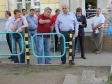 Мэр Саранска: каждую субботу я  -  в народ!