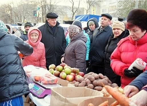 Жители Саранска купили на ярмарке 2 млн яиц и 300 тонн сахара