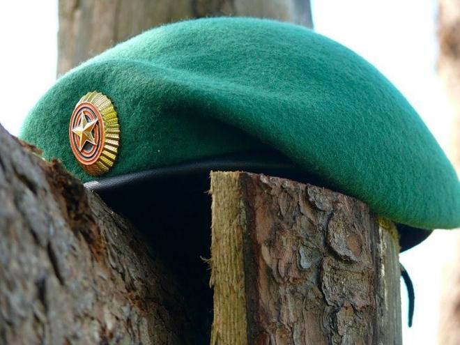 Служебный пристав из Мордовии заслужил честь носить зеленый берет