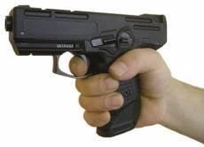 В Мордовии троих расстреляли из травматического пистолета