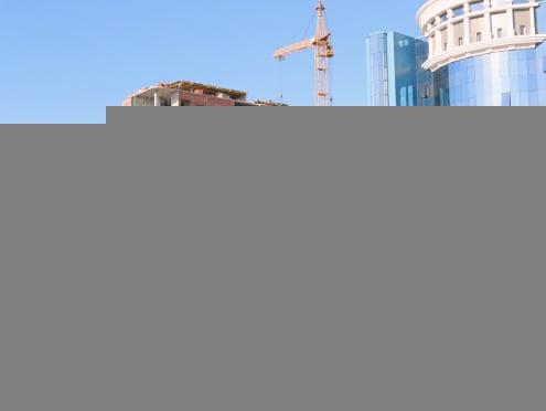 Отель Mercure в центре Саранска будут строить ещё год