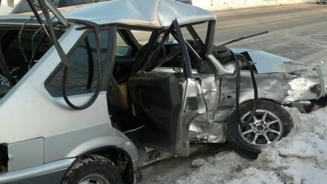 В Мордовии водитель «ВАЗ-21140» протаранил «Шкоду», 3 человека пострадали