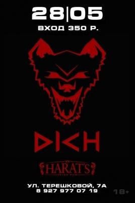 Группа Dich Thriller постер