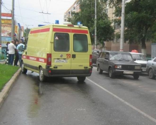 За минувшие выходные на дорогах Мордовии пострадало 20 человек