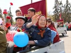В Саранске День Победы обещают отметить не хуже прошлогоднего