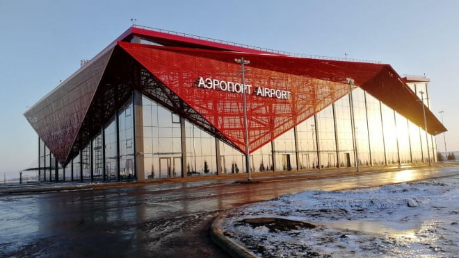 «Ростелеком» создал инфраструктуру связи для нового аэропорта в Саранске