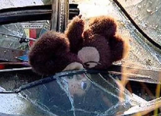 В Мордовии дети-пассажиры страдают по вине родителей