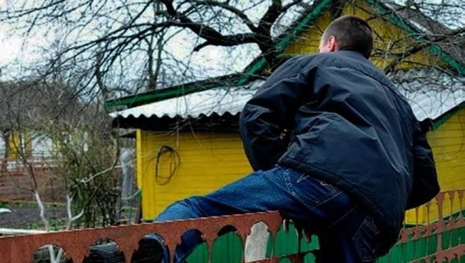 Дачных воришек в Мордовии подвела собственная наглость