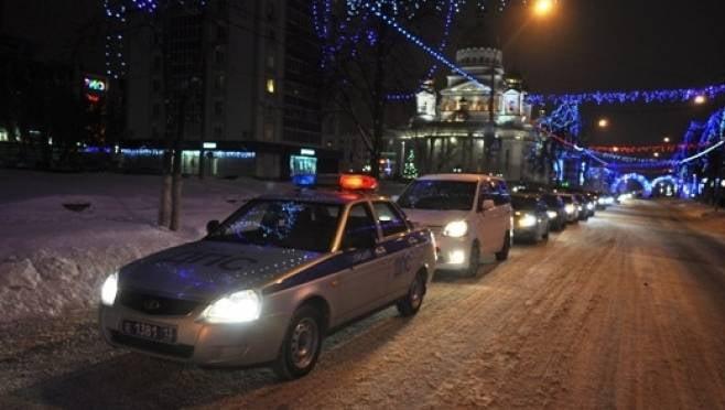 В Саранске любой автолюбитель может присоединиться к крестному ходу против пьянства