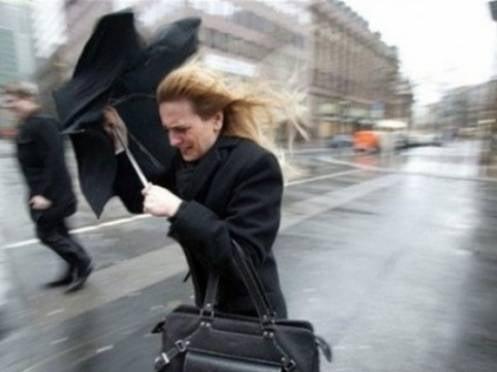 В Мордовии – штормовое предупреждение