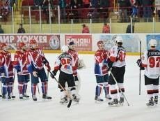 Хоккейная «Мордовия» — бронзовый призёр первенства ВХЛ