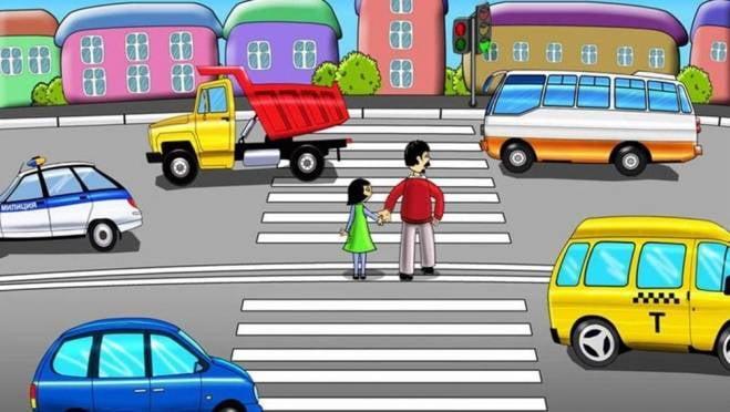 В правилах дорожного движения России — очередные нововведения