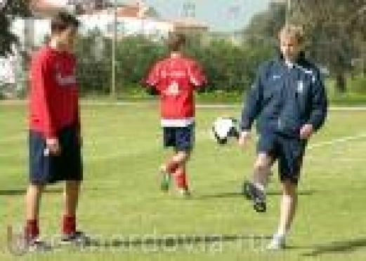 Футболисты «Мордовии» завершили сборы на Кипре победой над местной командой