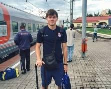 Защитник Егор Сысуев покинул ФК «Мордовия»