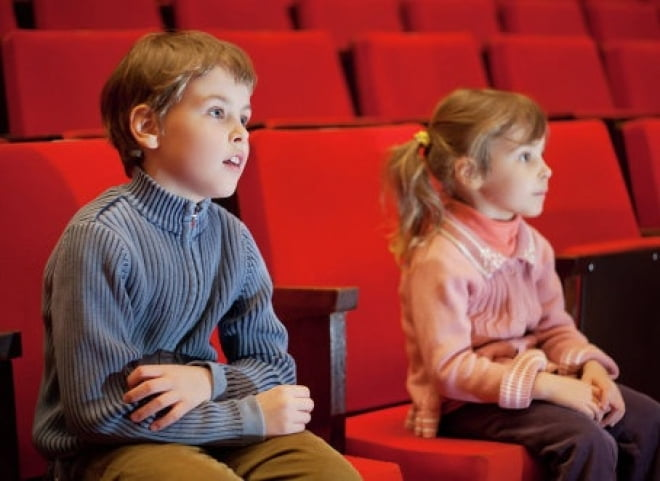 Кинофонд Мордовии приносит детям радость