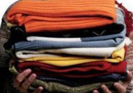В Саранске собирают вещи для бездомных людей