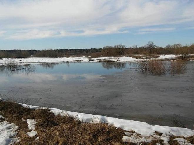 В Мордовии не осталось затопленных мостов
