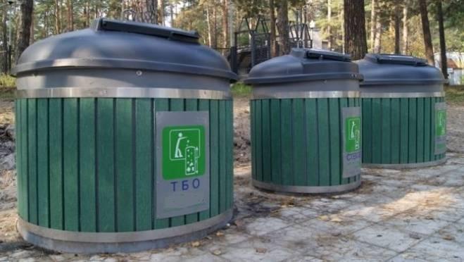 Гостей Саранска будут встречать мусорные контейнеры