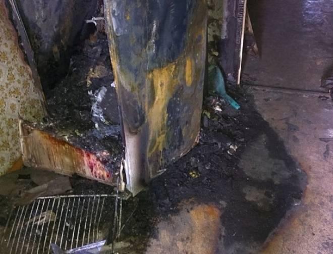 В Мордовии горящий холодильник «выгнал» жильцов многоэтажки на улицу