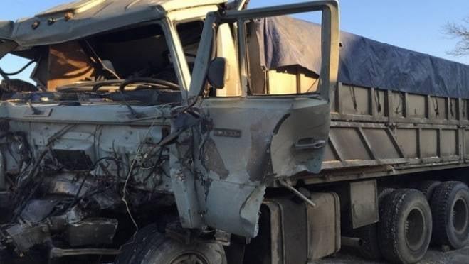 Смертельное ДТП в Мордовии: на М5 «Урал» столкнулись 2 многотонных грузовика