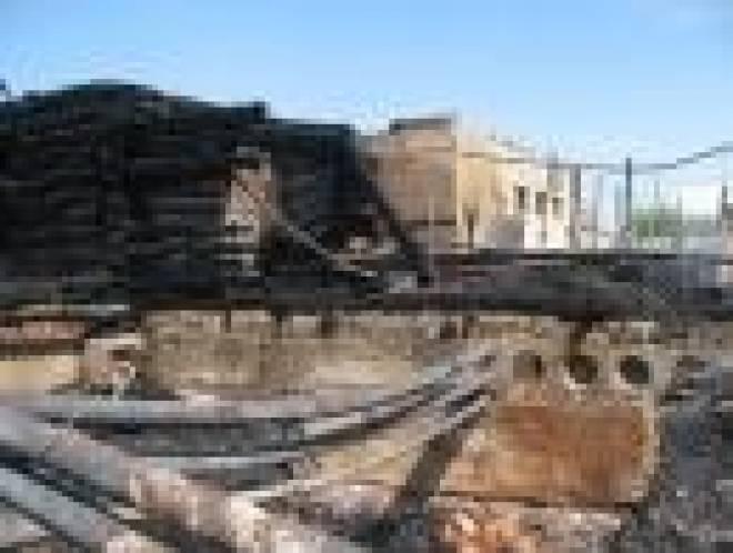 В Мордовии сгорело два жилых дома