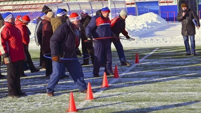 Пенсионеры из Мордовии поборются за звание самых быстрых и метких в Пензе