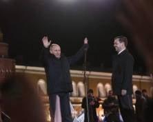 В Мордовии Владимир Путин набрал более 87% голосов