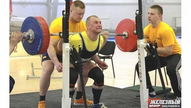 Мордовский пауэрлифтер завоевал «бронзу» в Перми