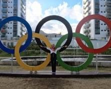Мордовская байдарочница Елена Анюшина готовится к выступлению в Рио