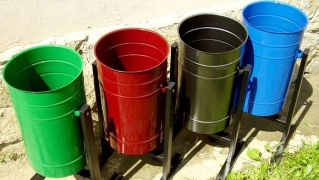 Урн для мусора в Саранске станет больше
