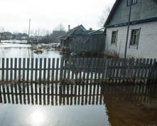 Ущерб от паводка в Мордовии превысил 500 миллионов рублей