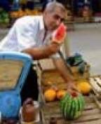 Нитраты и пестициды в арбузах – в норме