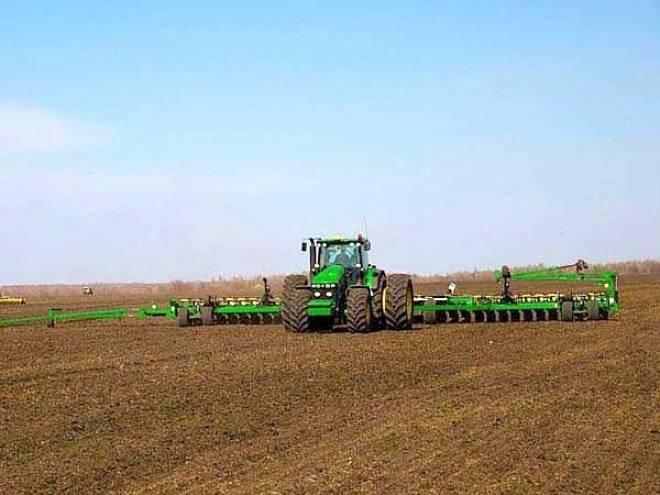 Аграрии Мордовии приступили к весеннему севу