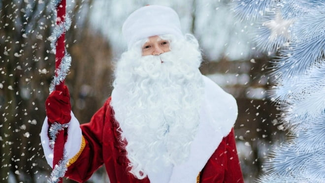 Мордовский Дед Мороз попал в топ-10 самых популярных в России