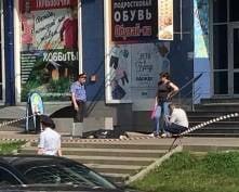 В центре Саранска нашли мертвого мужчину