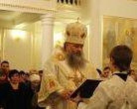 Митрополит Саранский и Мордовский Варсонофий совершит в Мордовии праздничные богослужения