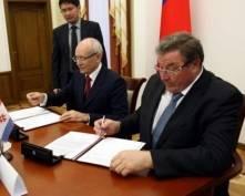 Мордовия и Башкортостан договорились о сотрудничестве